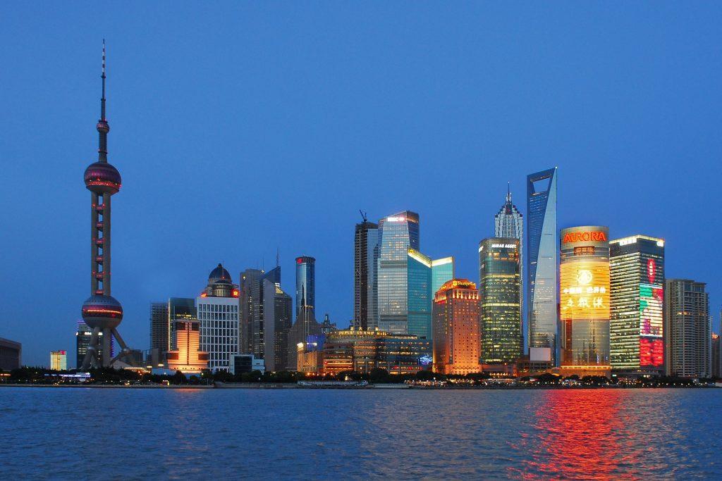 visitare shanghai