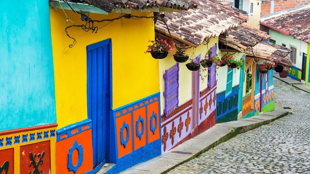 Viaggio in Colombia